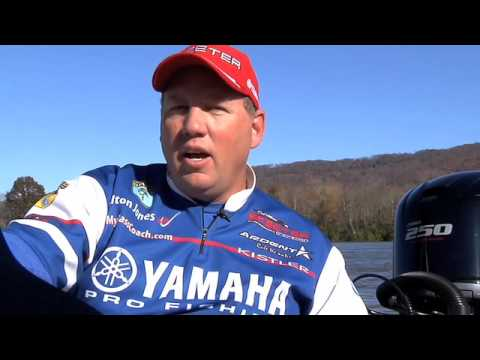 Yamaha Pro Alton Jones Talks About V MAX SHO #3