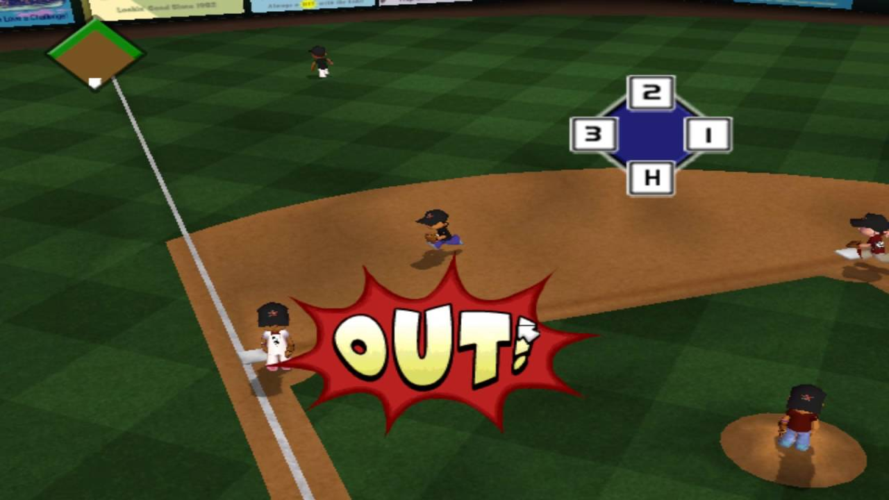 Backyard Baseball 2005 World Series Game 1 - YouTube