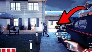 ZAŁATWIŁEM SĄSIADA NA AMEN?! - WHO IS THIS MAN - BRAT HELLO NEIGHBOR? #03