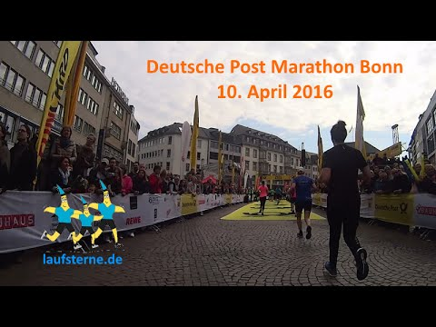 Deutsche Post Marathon Bonn 2016