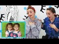 reacting to brooklyn and bailey s 1st singing performance age 2