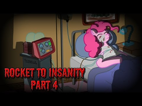 Rocket to Insanity: Part 04 (FULL CAST MLP COMIC DUB - GRIMDARK - CUPCAKES SEQUEL)