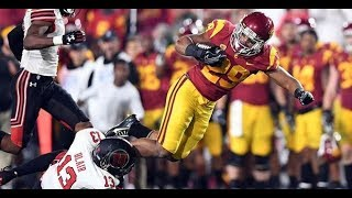 USC vs Utah Field Level Highlights