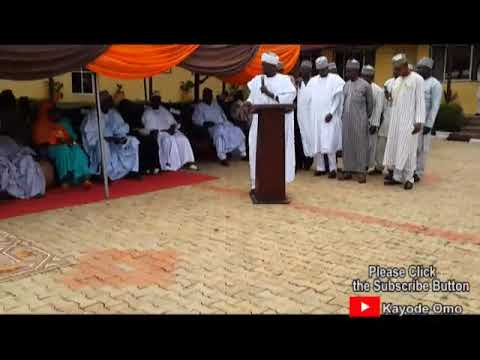 Solution to Nigeria's Dirty Politics - Chief Imam of Offa - Sheikh Muhyideen thumbnail