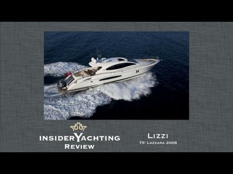 Lizzi Yacht Review