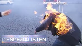 Foodtruck explodiert: Philipp (16) in Flammen! | Die Spezialisten | SAT.1