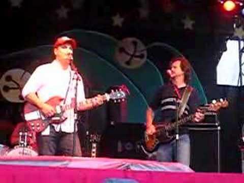 Jim Bryson at Bluesfest 2007