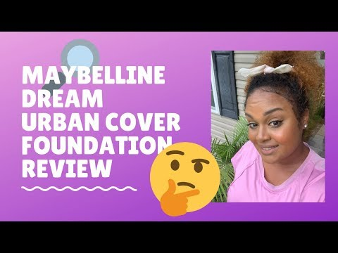 Maybelline Urban Dream Cover Foundation
