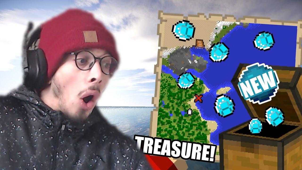 განძის რუკა! | EP 7 – Minecraft