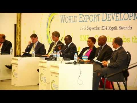 WEDF 2014 - Plenary 2 - Boosting SME participation in trade