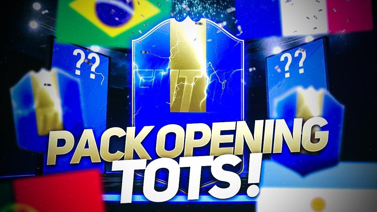 PACK OPENING - ON PACK 2 TOTS A LA SUITE !