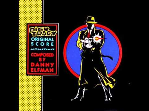 Dick Tracy Soundtrack Main Theme Genesis Megadrive