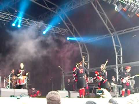 Red Hot Chilli Pipers  The Chilli Time