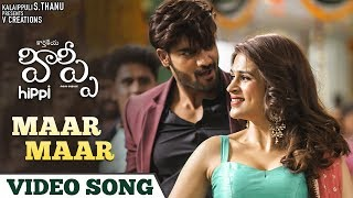 Maar Maar Full Song 4K | Hippi Telugu Movie Songs | Kartikeya | Digangana | MM Manasi