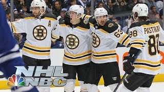 nhl stanley cup playoffs 2019 bruins vs maple leafs game 6 highlights nbc sports