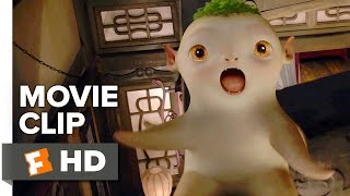 Monster Hunt Movie CLIP - Monster's First Steps (2016) - Raman Hui Movie HD