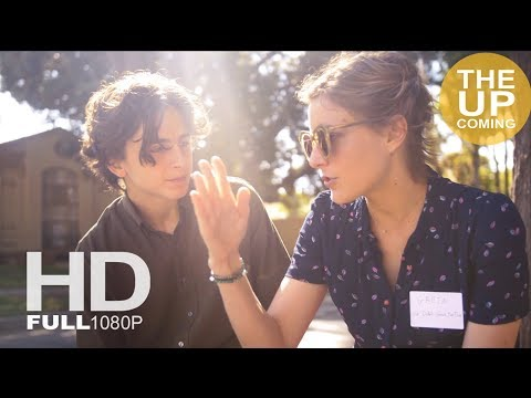 Lady Bird ultimate featurette: Greta Gerwig directing Timothée Chalamet, Saoirse Ronan, Lucas Hedges