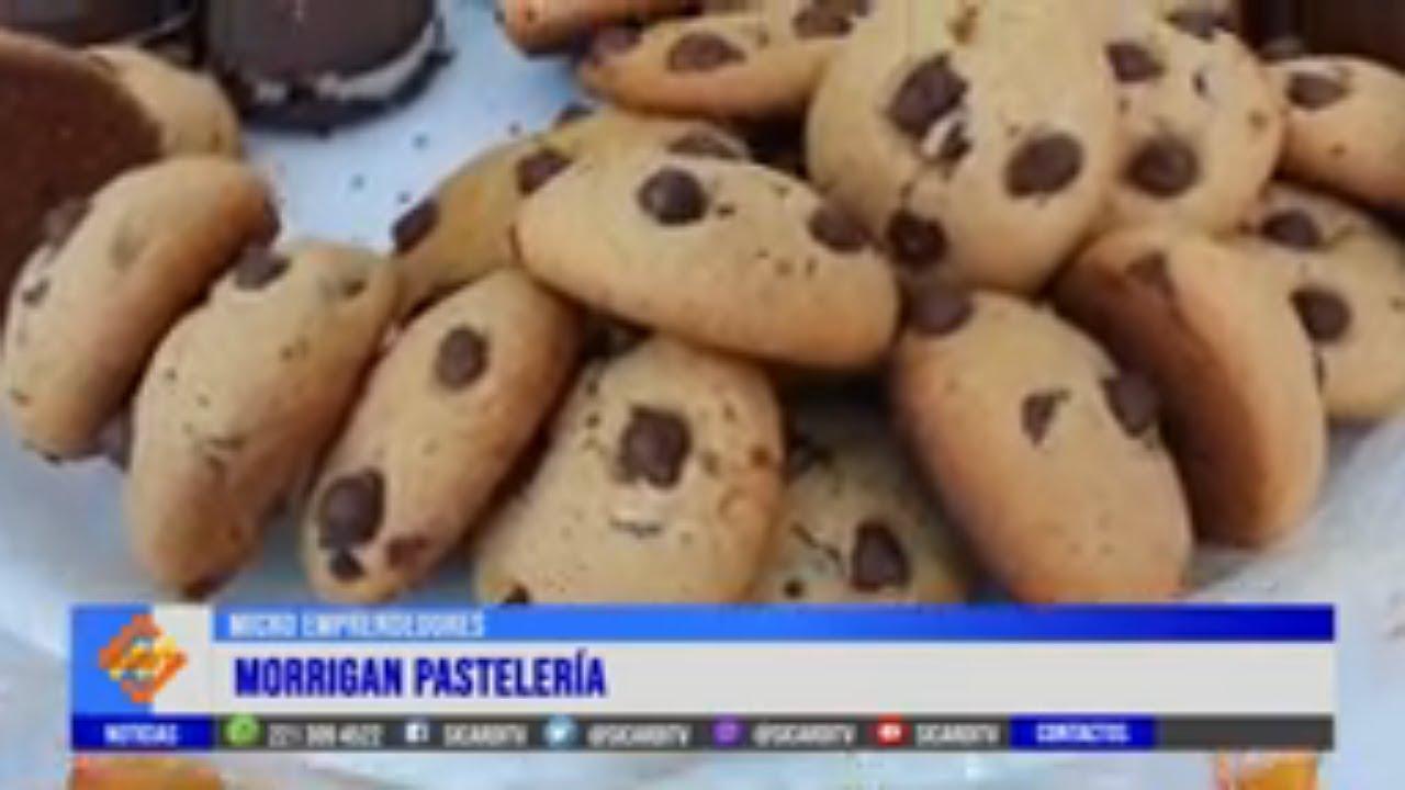 MICRO EMPRENDEDORES: Hoy, Morrigan pastelería