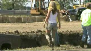 mud hunter tv berville mi hill and hole mud bog race part 2