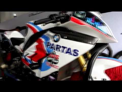2016 Philippine Superbike Champion BMW's Marvin Mangulabanan