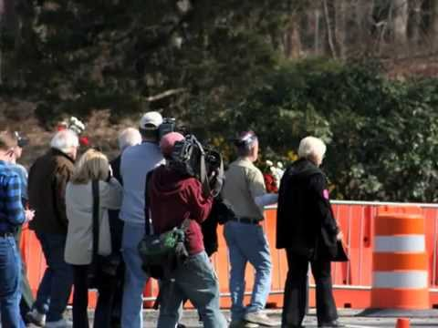 March 20, 2011 - Quantico VA Demonstration to Free Bradley Manning