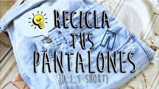 DIY: RECICLA TUS PANTALONES Thumbnail