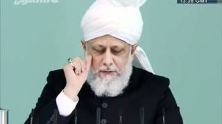 Проповедь Хазрата Мирзы Масрура Ахмада (06-01-12)