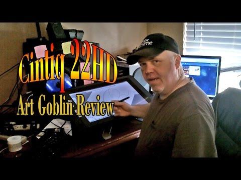 Wacom Cintiq 22HD Review