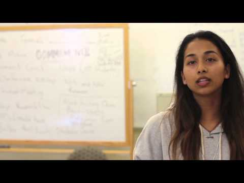 What Would You Like to Learn from the YWEC? Usma Rahman