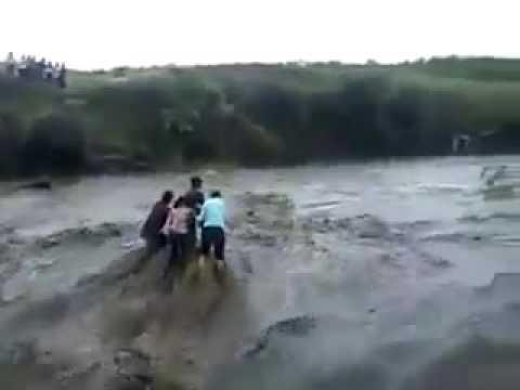 Amravati Maharashtra live flood video  Unlucky students lost their life!!
