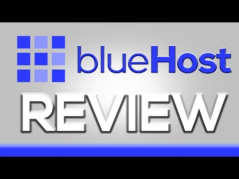 Bluehost Review 2017: Best Cheap Web Hosting | Bluehost Coupon $3.95/Month