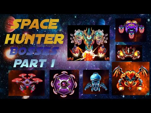 Space hunter All bosses Part 1