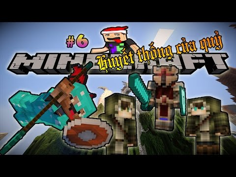 Minecraft Huyết Thống Của Quỷ - Tập 6: CUỘC GẶP GỠ ĐỊNH MỆNH ANH EM NHÀ POS