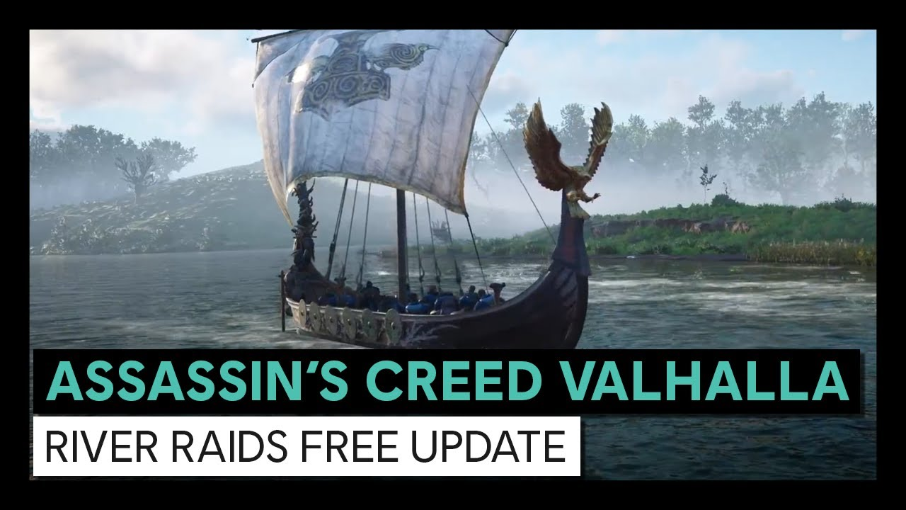 Assassin's Creed Valhalla: River Raids Free Update