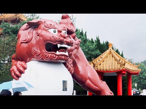 ต้องดูก่อนไปไหว้เทพเจ้า วัดเหวินหวู่ Wenwu Temple Taiwan - you should know before visit