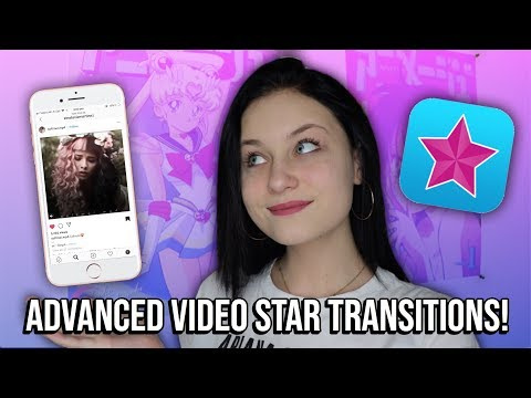 ADVANCED VIDEO STAR TRANSITIONS TUTORIAL!