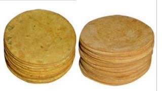 Khakhra or Khakra Recipe Video- Crispy Flat Bread