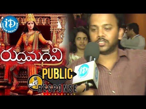 Rudhramadevi Telugu Movie || Public...