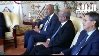 فايز السراج / رئيس المجلس الرئاسي لحكومة الوفاق الوطني الليبية