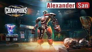 ТРАНСФОРМЕРЫ В БОЙ бои роботов -трансформеров ЖИВАЯ СТАЛЬ Мультик Игра | Real Steel Boxing Champions