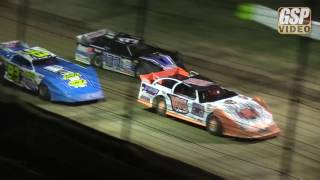 Late Model Feature | Grandview Speedway 4/15/17