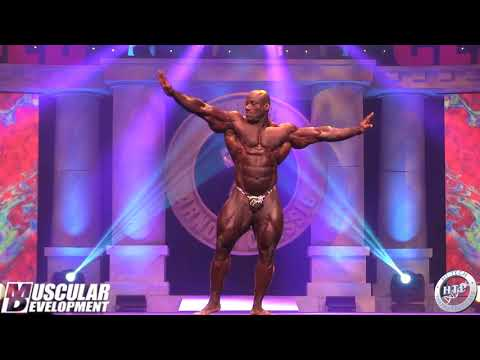 Dexter Jackson – Bio and Competition History