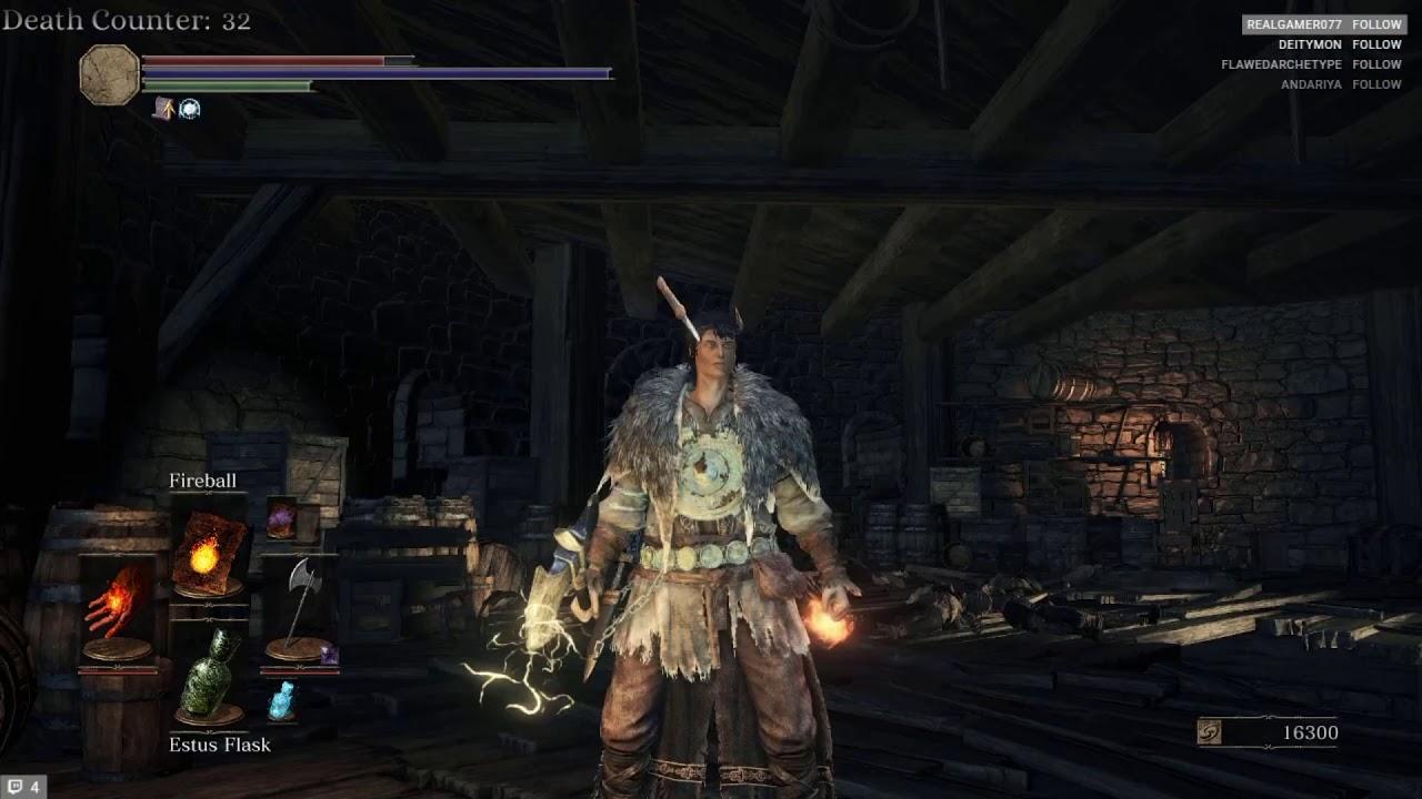 Dark Souls 3 Ascended Mod Ps4