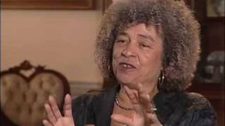 Julian Bond interviews Angela Davis, civil rights activist and university professor. Dr. Davis is professor emeritus at the University of California-Santa Cruz.