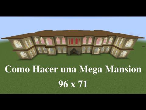 Full download tutorial gran casa moderna de cuarzo y for Como hacer una casa clasica de ladrillo en minecraft