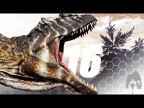 The Isle [16] Giganotosaurus Gameplay (german/deutsch) Isla Nycta