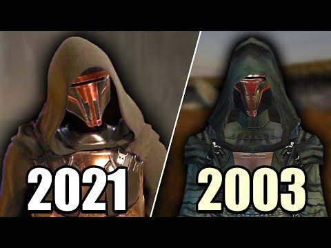 Star Wars KOTOR Remake might have a HUGE change