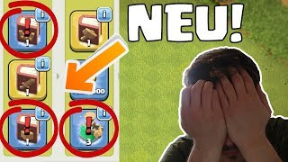 NEUE FUNKTION! Clanspiele ☆ Clash of Clans ☆ CoC