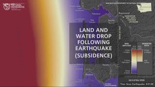 Simulation Videos Show What Would Happen To Washington's Coast If A Tsunami Hits