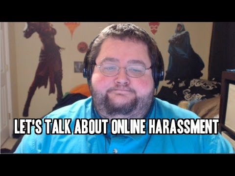 Let's Talk About Online Harassment